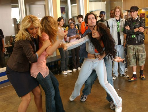 top 10 hallway degrassi fights young entertainment
