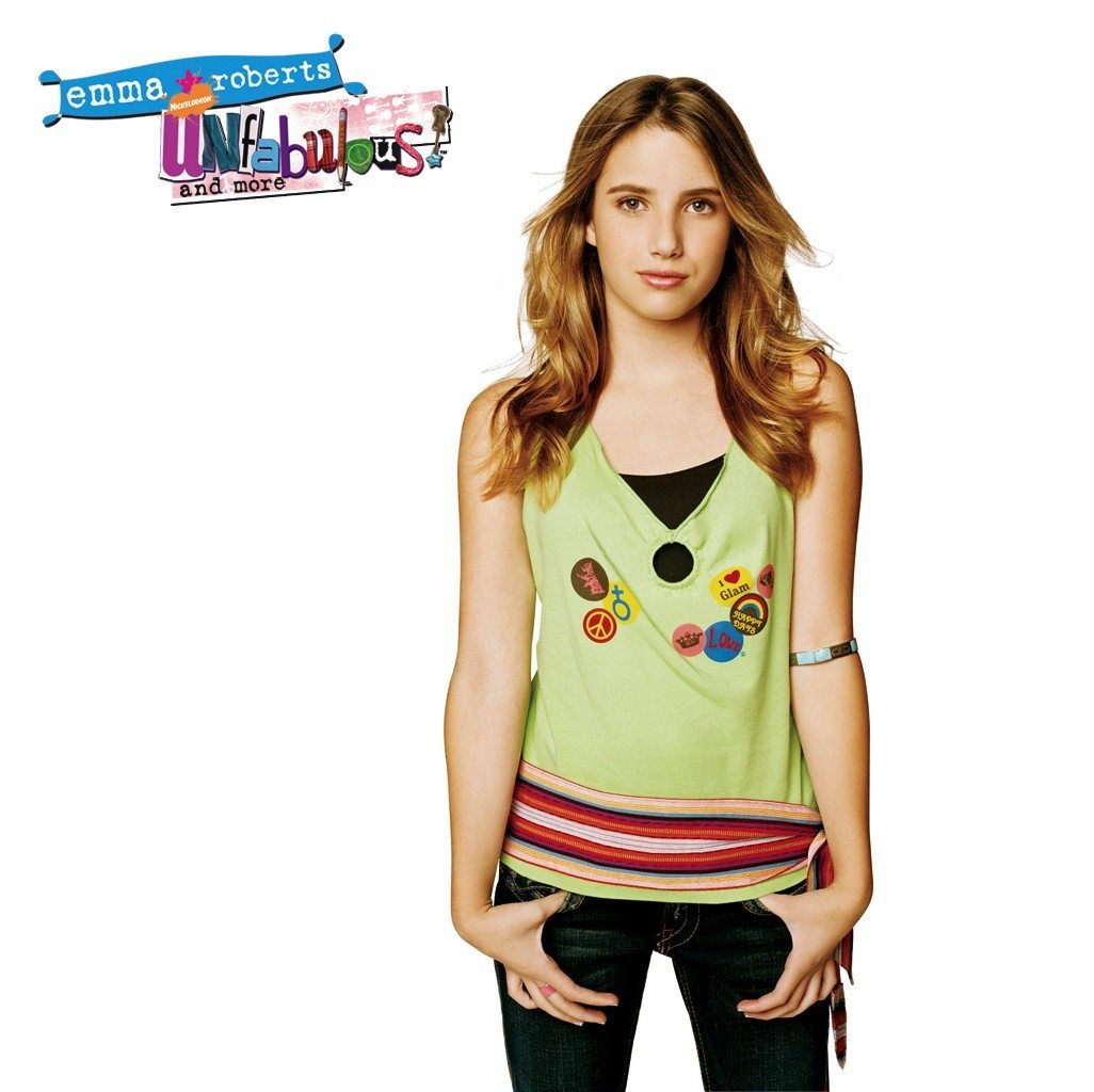 Emma_Roberts-Unfabulous_And_More-Inside-