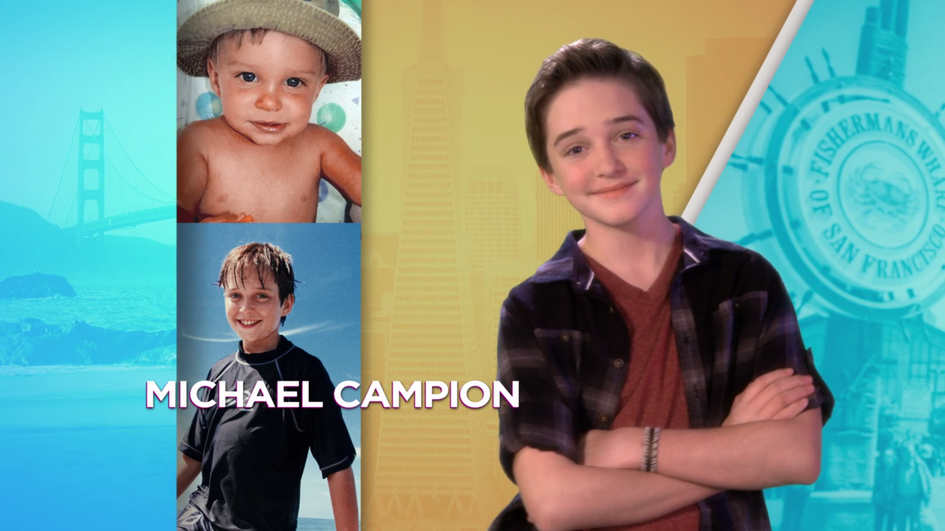 Michael Campion Dishes on Season 3 of Fuller House Young