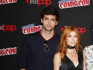 NYCC: Shadowhunters' Katherine McNamara and Matthew Daddario