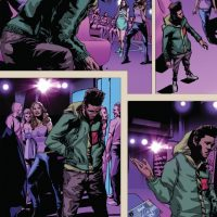 EW has your first look at The Weeknd's graphic novel!