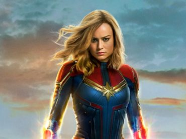 Throwback interview with Captain Marvel herself, Brie Larson!